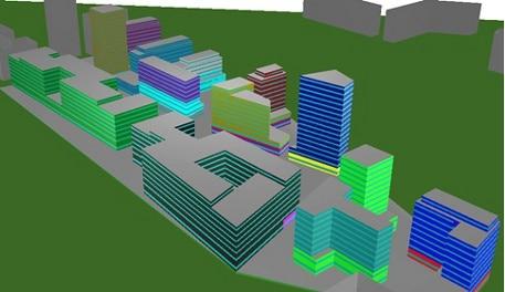 analyse des besoins énergétiques d'un éco quartier