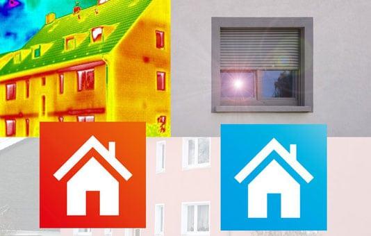 Module de dimensionnement de chauffage et de climatisation