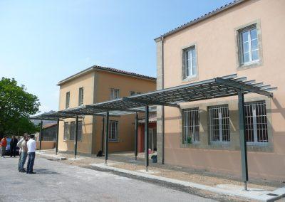 Soubès facade sud