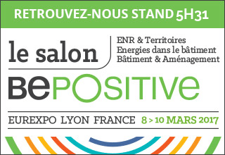 Logo Salon Bepositive