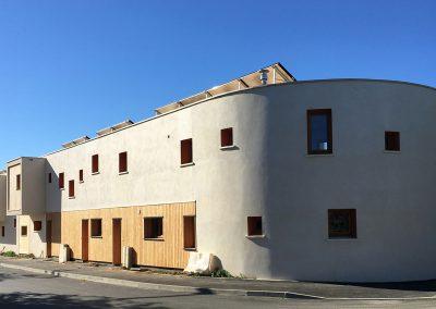 Fabreco façade rue