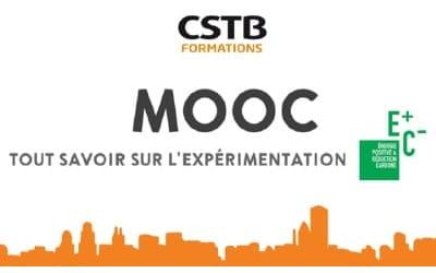 MOOC «Tout savoir sur l'expérimentation E+C-» études