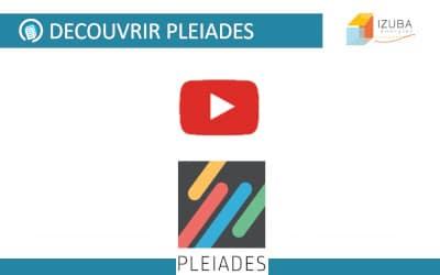 Vidéos découvrir Pleiades
