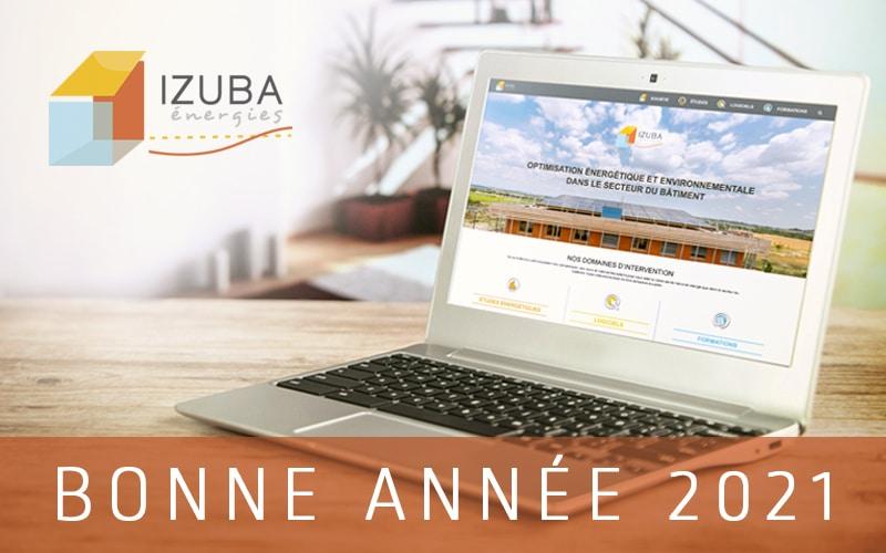 Izuba énergies voeux 2021