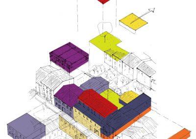 Schéma de rénovation - Cada de Béziers