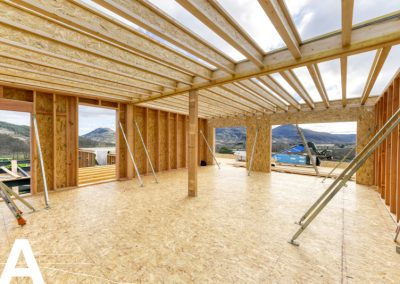 Etudes thermiques iCUBe - chantier bois